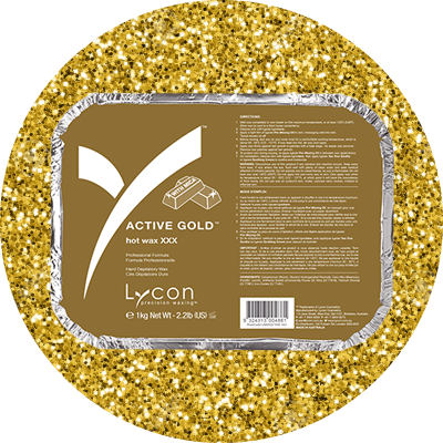 NEW! ACTIVE GOLD HOT WAX!